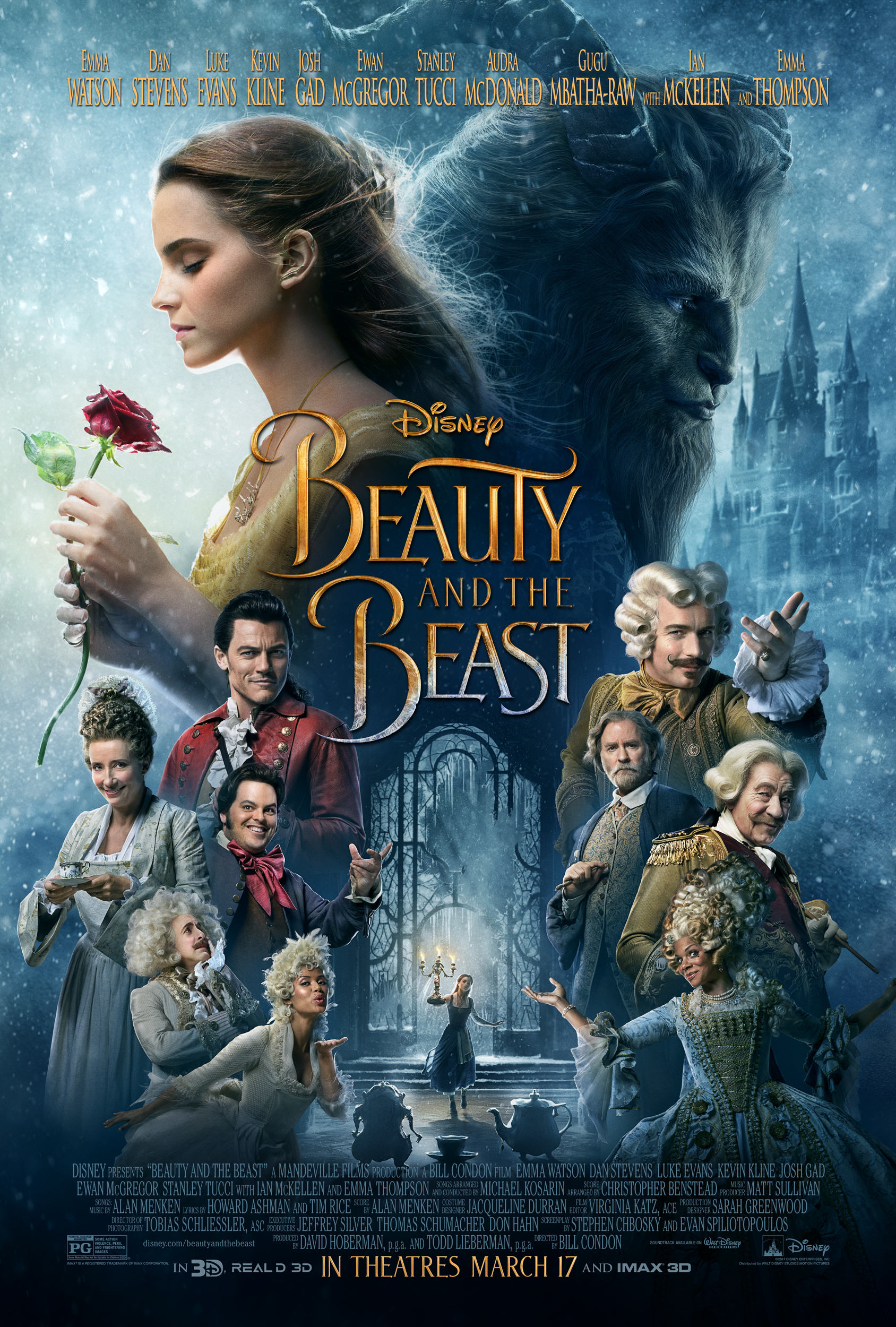 Beauty and the Beast film Disney Wiki Fandom powered