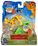 Disney The Lion Guard Fuli's Canyon Chase Figure Pack