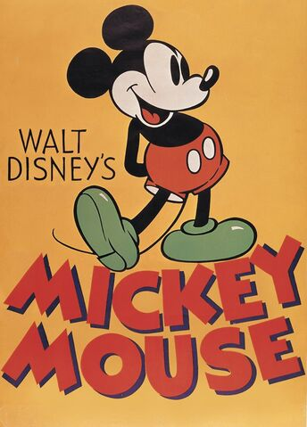 File:Mickeymouseoneandonly poster.jpg