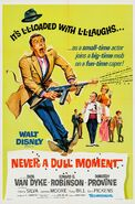 Never a Dull Moment Poster 02