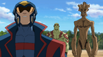 Star-Lord Groot Drax