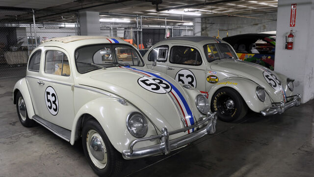 File:Two Herbies at the Petersen Automotive Museum.jpg