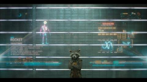 Guardians Of The Galaxy trailer UK -- Official Marvel HD
