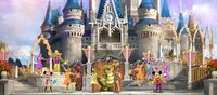 Mickey's Royal Friendship Faire Magic Kingdom