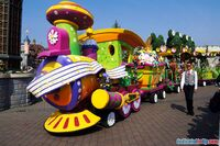 Minnie's Little Spring Train 2015