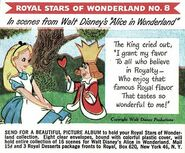 Royal stars of wonderland card 8