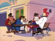 SteelBeak, Amonia Pine, and Beagle Boys