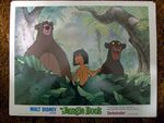 The jungle book lobby card