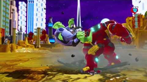 "Get a New Look at Hulkbuster & Ultron in ""Disney Infinity 3"