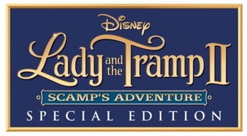 File:Lady and the Tramp 2 - 2011 Special Edition Logo.jpg