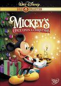 MickeysOnceUponAChristmas GoldCollection DVD