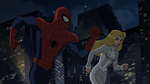Spider-Man and Dagger USWW 3