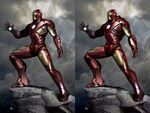 Iron Man Avengers Concept Art 2