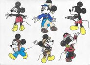 Mickey page