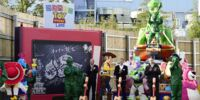 Toy Story Land (Shanghai Disneyland)