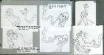 The Jungle Book Kaa the python model sheet 01