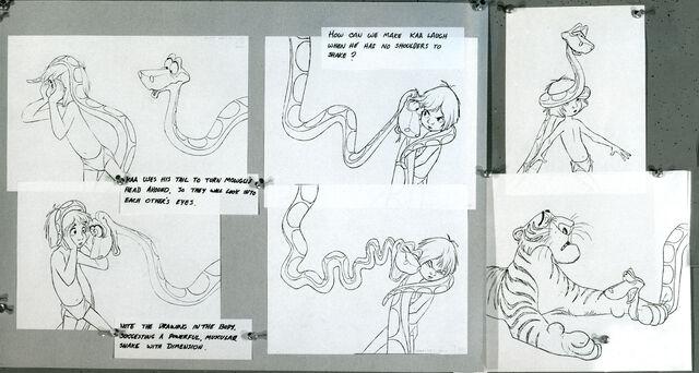 File:The Jungle Book Kaa the python model sheet 01.jpg