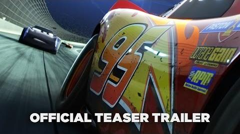 Cars 3 Official US Teaser Trailer