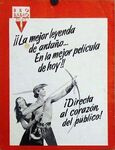 Spanish press book