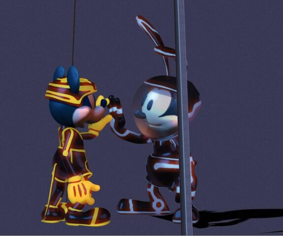 File:Tron costume Oswald and Mickey.jpg