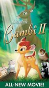 BAMBI II VHS