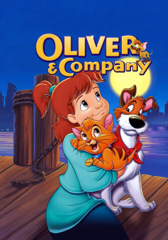 File:Oliver & Company movie poster.jpg