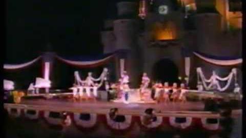 Walt Disney World July 4th celebration