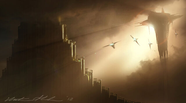 File:Asgard under attack TDW Concept Art 1.jpg