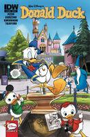 DonaldDuck issue 370 Fantasyland cover