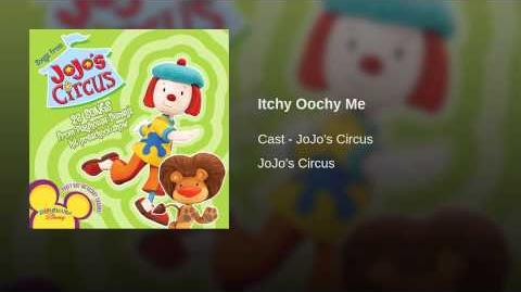 Itchy Oochy Me