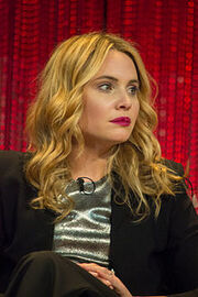 Leah Pipes at PaleyFest 2014
