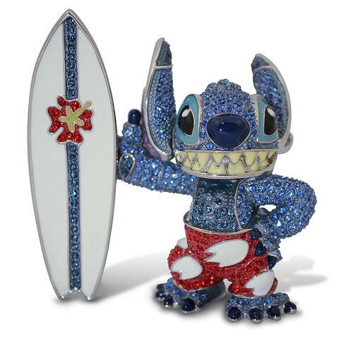 File:Surfin' Stitch Jeweled Figurine by Arribas.jpg