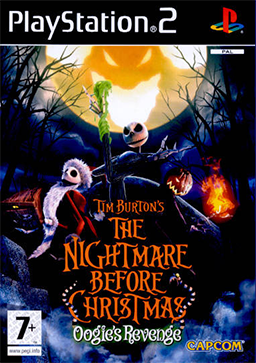 File:The Nightmare Before Christmas - Oogie's Revenge Coverart.png
