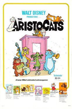 True Original Aristocats Theatrical Poster.jpg