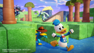 Donald Duck Toy Box9-L