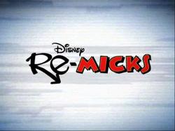 Re-Micks logo