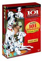 101 Dalmatians 1-2 2008 Box Set UK DVD
