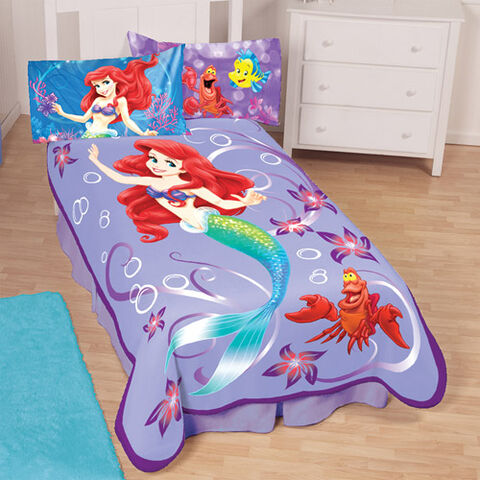File:Ariel&sebastion&flounder bedset.jpg
