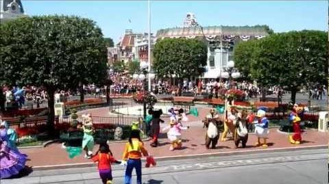 Disneyland's 57th Anniversary Celebration