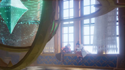 Eraqus and Xehanort Playing Chess KIII