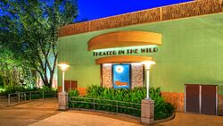 Theater in the Wild WDW
