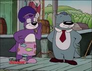 Opal & Ernest Otter