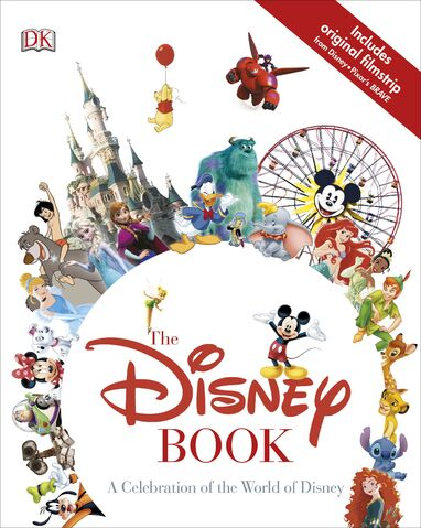 File:The Disney Book DK.jpg