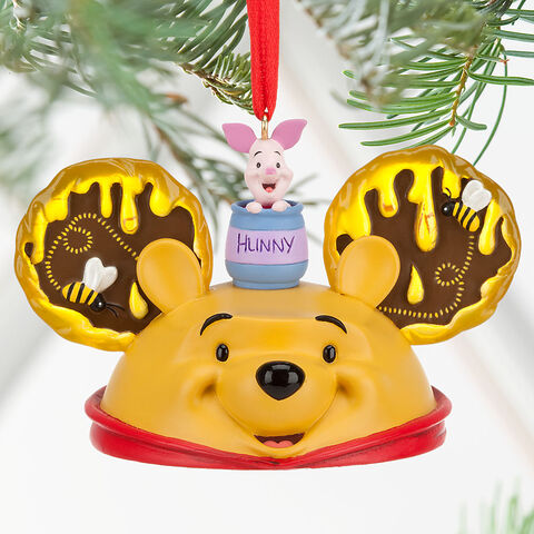 File:Winnie the Pooh Ear Hat Ornament Authentic Disney Parks Collectibles.jpg