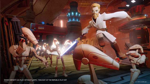 File:Disney INFINITY TOTR PlaySet ObiWan 1.jpg