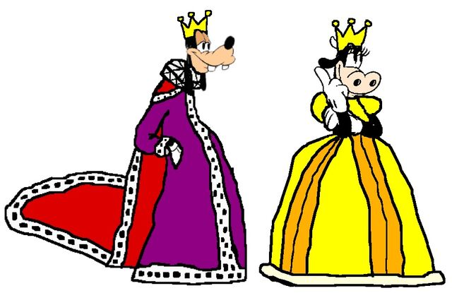 File:King Goofy and Queen Clarabelle.jpg