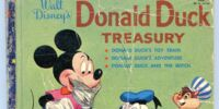 Walt Disney's Donald Duck Treasury