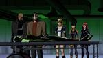 Nick Fury, Tony Stark, Mockingbird, Quake & Black Widow
