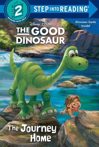 File:The Good Dinosaur The Journey Home.jpg