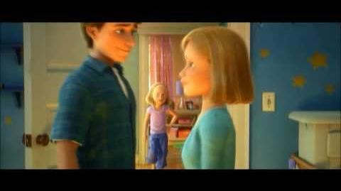 Toy Story 3 Andy Says Good Bye to his Mom-0